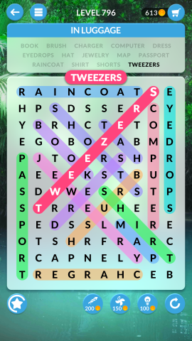 wordscapes search level 796