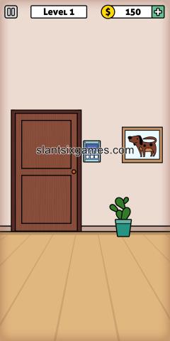 Doors challenge level 1