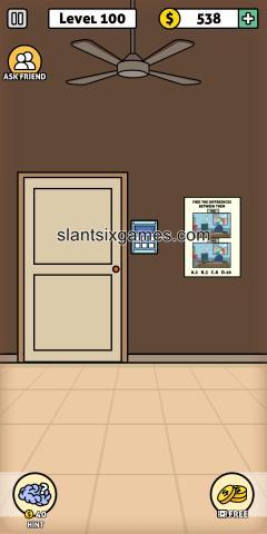 Doors challenge level 100