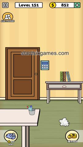 Doors challenge level 151