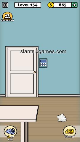 Doors challenge level 154