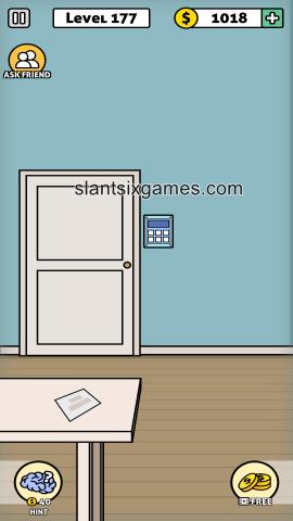 Doors challenge level 177