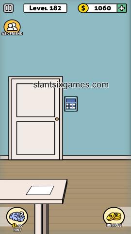 Doors challenge level 182