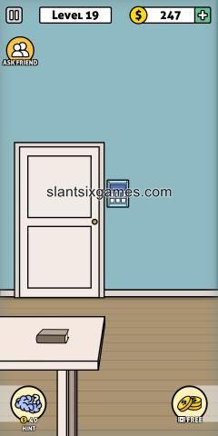 Doors challenge level 19