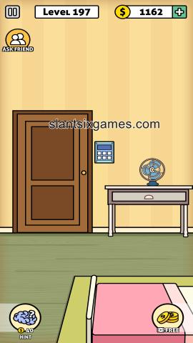 Doors challenge level 197