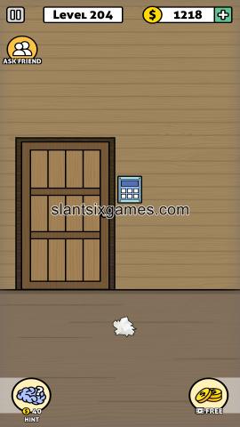 Doors challenge level 204
