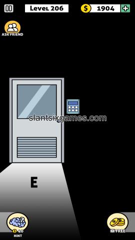 Doors challenge level 206