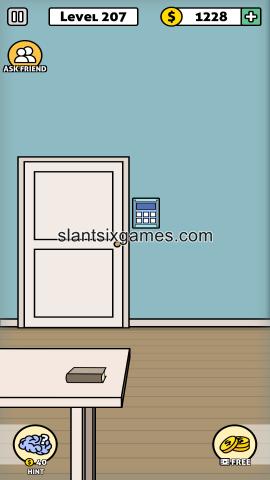 Doors challenge level 207