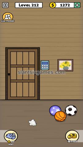 Doors challenge level 212