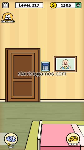 Doors challenge level 217