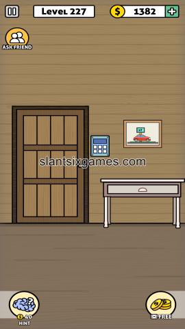 Doors challenge level 227