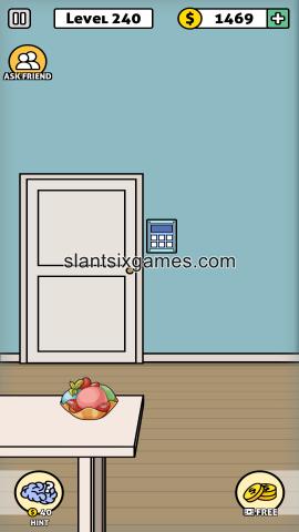 Doors challenge level 240