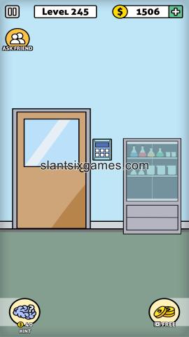 Doors challenge level 245