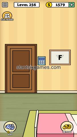 Doors challenge level 256