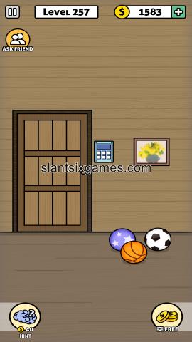 Doors challenge level 257