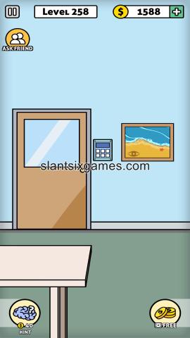 Doors challenge level 258