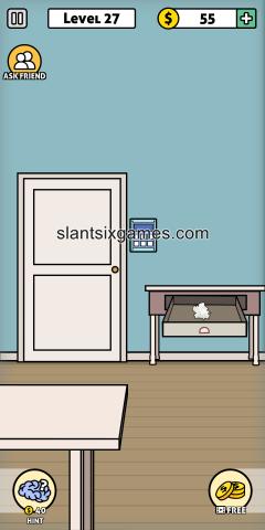 Doors challenge level 27