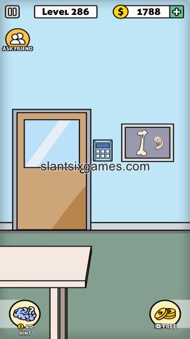 Doors challenge level 286