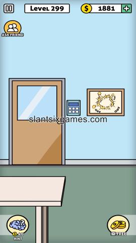 Doors challenge level 299