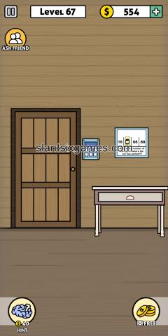 Doors challenge level 67