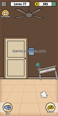 Doors challenge level 77