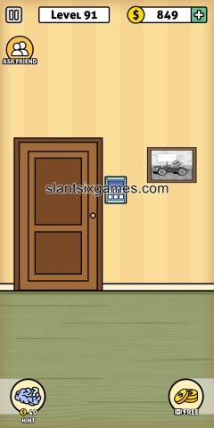 Doors challenge level 91