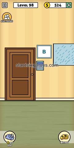 Doors challenge level 98