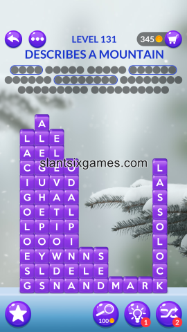 Word stacks level 131