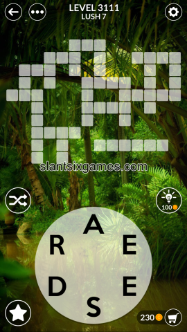 Wordscapes level 3111