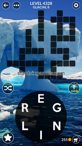 Wordscapes level 4328