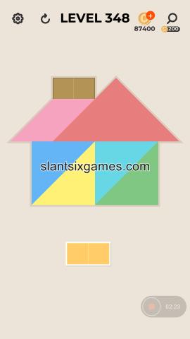 Zen block level 348