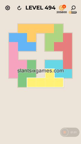 Zen block level 494