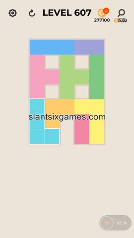 Zen block level 607