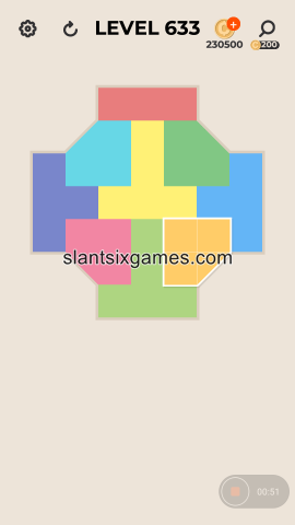 Zen block level 633