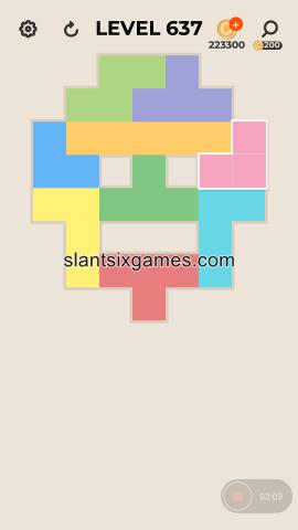 Zen block level 637