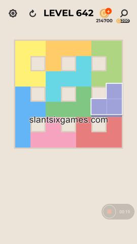 Zen block level 642