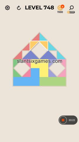 Zen block level 748