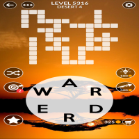 Wordscapes level 5316