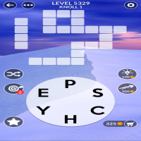 Wordscapes level 5329