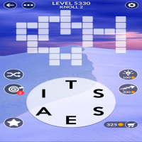Wordscapes level 5330