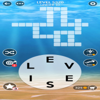 Wordscapes level 5370