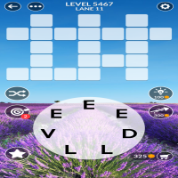 Wordscapes level 5467