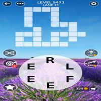 Wordscapes level 5471
