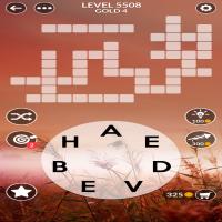 Wordscapes level 5508