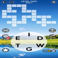 Wordscapes level 5605