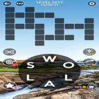 Wordscapes level 5659