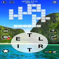 Wordscapes level 5711