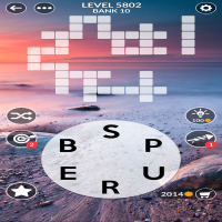 Wordscapes level 5802