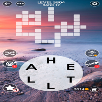 Wordscapes level 5804