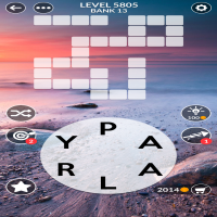 Wordscapes level 5805